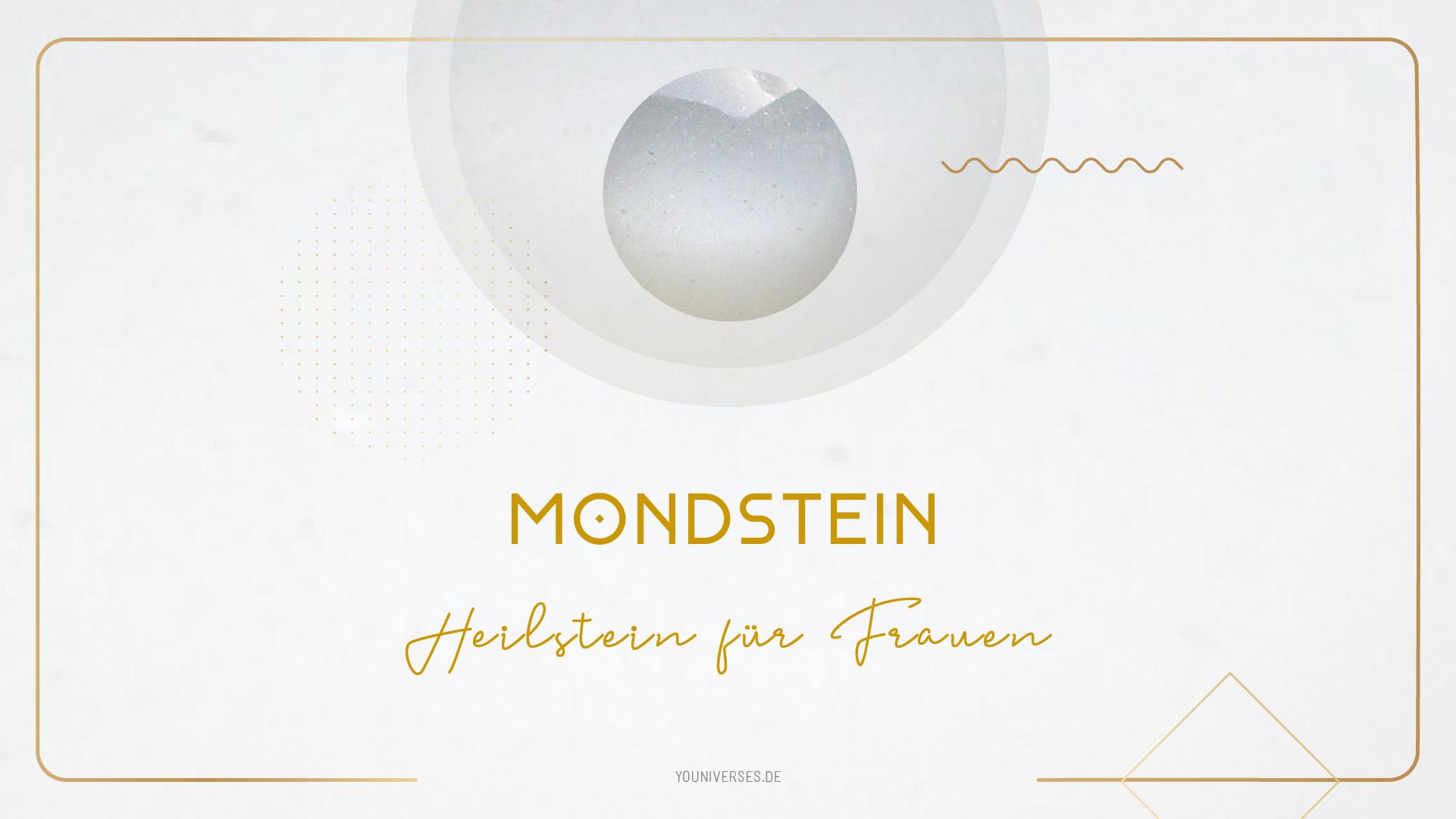 Youniverses Heilsteine Mondstein